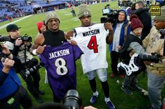 Lamar Jackson & Deshaun Watson Highlight The Year Of The Black QB