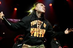 6ix9ine's Ex Sara Molina Wants Him To Have Psych Eval Before Seeing Daughter