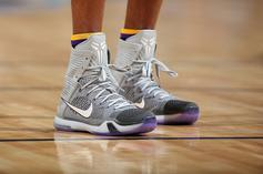 Nike Denies Pulling Kobe Bryant's Products From Online Shop