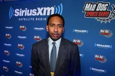 Stephen A. Smith Offers Explanation For Hopping Off Lakers Bandwagon