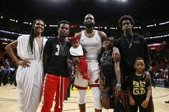 Dwyane Wade Speaks On 12-Year Old Child's Coming Out Story