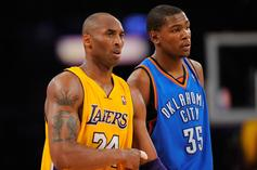 Kevin Durant Pens Tribute To Kobe Bryant & 8 Others Lost In Tragic Accident