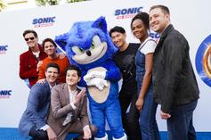 """""""Sonic"""" Movie Expected To Debut At Top Of The Box Office"""