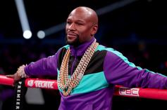 Floyd Mayweather Says He Was Athlete Of The Decade, Not LeBron James