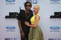 Wiz Khalifa, Amber Rose & AE Are The Coolest Parents At Bash's B-Day