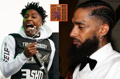 NBA Youngboy & Nipsey Hussle Fuel The Perfect Gym Playlist