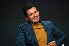 Orlando Bloom Gets Botched Tattoo Of Son's Name Fixed