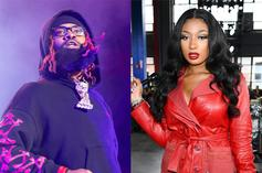 Sada Baby Satisfies Thirsty Friend With Megan Thee Stallion Photo