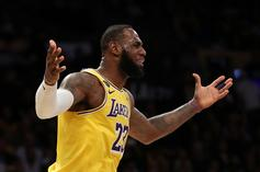 """LeBron James Is """"Not A Real Laker,"""" According To Stephon Marbury"""