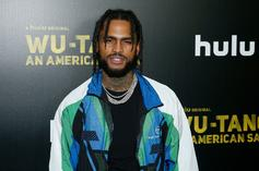 Dave East Won't Let Coronavirus Stop His Fatherhood Grind