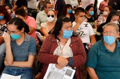 NYC Hospital Crammed With Coronavirus Patients In Alarming Video