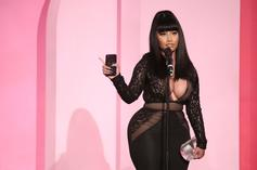 Nicki Minaj Hints That She Might Be Pregnant During Twitter Q&A