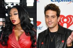 Megan Thee Stallion Rejects G-Eazy's Advances In Viral Clip Of Rappers In Nightclub