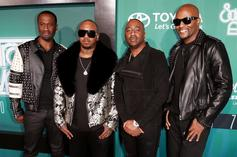 """112 Brings Out Keith Sweat During """"Verzuz"""" Battle With Jagged Edge"""