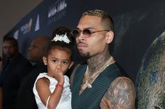 Chris Brown Gets Daughter Royalty The Birthday Gift She Wanted Most
