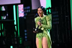 Cardi B's Antics Do Not Phase Kulture In Hilarious Viral Clip