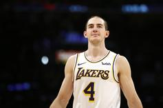 """Alex Caruso Delivers Disappointing """"Space Jam 2"""" News"""