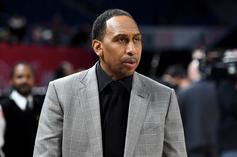 """Stephen A. Smith Rips Drew Brees For """"Ignorant"""" Statement"""