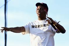 Lil Yachty Demolishes His Dad In Friendly Race