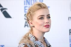 """Amber Heard's """"Time's Up"""" Lawyer Withdraws From Johnny Depp Legal Battle"""