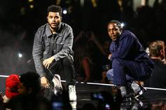 "Kendrick Lamar & The Weeknd Are Cleared After Rock Band Drops ""Black Panther"" Lawsuit"