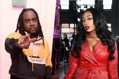 "Wale Sends Love To Megan Thee Stallion: ""That's My Baby"""