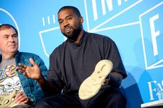 Kanye West's Adidas Yeezy 451 Sample Surfaces Online