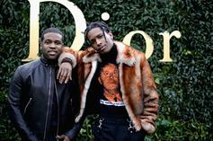 A$AP Rocky Wants That New A$AP Ferg & Nicki Minaj Collab