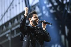 The Weeknd Teams With TikTok For VR Experience
