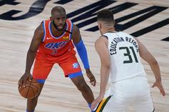Chris Paul Divulges What It Was Like To See Family In Virtual Crowd