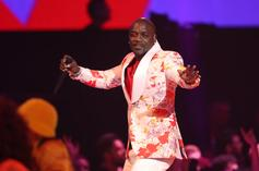 """Akon Says America Should Move Past Slavery: """"Just Gotta Let It Go"""""""