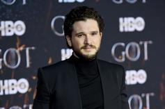 """""""Game Of Thrones"""" Star Kit Harrington Was Told He'd Kill The Night King"""