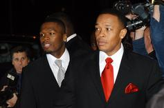 50 Cent Reacts To Dr. Dre's Estranged Wife Forcing Him Into 21-Hour Deposition