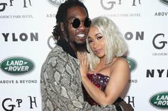 """Cardi B """"Does Not Trust Offset"""" After Rumors Of Cheating Surface: Report"""