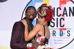 Cardi B's Team Addresses Rumor That Offset Got Another Woman Pregnant
