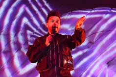 """The Weeknd Breaks Billboard Record With """"Blinding Lights"""""""