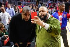 Jay-Z & DJ Khaled Might Be Up To Something