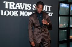 Travis Scott Flexes On Everyone With Early PS5