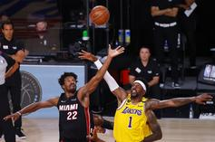 Jimmy Butler Sends A Message To Heat Haters Ahead Of Game 2