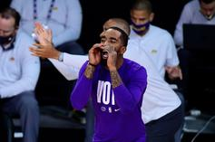J.R. Smith Goes Off On Trump, Says Athlete's Voices More Important Than President's