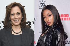 "Kamala Harris Praises Megan Thee Stallion: ""Black Women DO Deserve Better"""