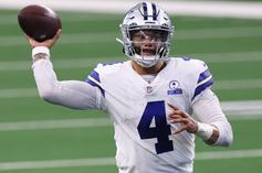 Cowboys' Rumored Offseason Plans For Dak Prescott Revealed