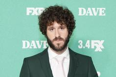 Lil Dicky Gets Naked & Explains Why He's Voting For Biden