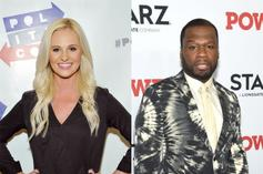 """Tomi Lahren Welcomes 50 Cent Onto The """"Trump Train"""""""