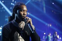 "Offset Detained By Police Officers On IG Live: ""I'm Gonna Sue The Sh*t Out Of Y'all"""