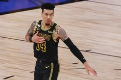 "Danny Green Hails JR Smith The ""MVP Of Celebrations"""