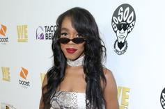 R. Kelly's Daughter Buku Abi Suffers Miscarriage