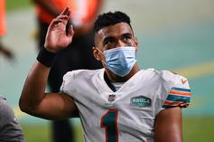 Tua Tagovailoa Comments On Being Benched