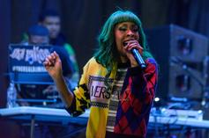 """Rico Nasty Enlists Gucci Mane, Trippie Redd & More For """"Nightmare Vacation"""""""