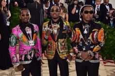 """Offset Teases Migos Return To The """"Bando"""" For """"Culture III"""""""
